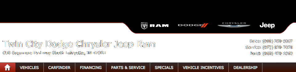 Twin City Dodge Chrysler Jeep Ram